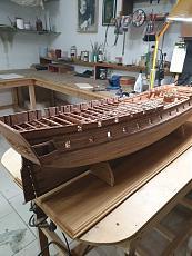 Fregata L'HERMIONE (arsenale) scala 1/48 di Carmelo Tuccitto-20190909_192600.jpeg
