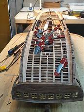 Fregata L'HERMIONE (arsenale) scala 1/48 di Carmelo Tuccitto-20190924_174024.jpeg