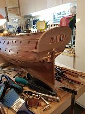 Le Boullongne, vascello della Compagnia delle Indie - Monografia Ancre  scala 1:40-20190920_163212.jpeg