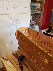 Le Boullongne, vascello della Compagnia delle Indie - Monografia Ancre  scala 1:40-20190920_163204.jpeg
