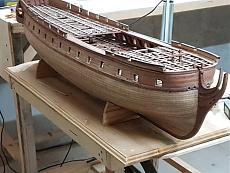Fregata L'HERMIONE (arsenale) scala 1/48 di Carmelo Tuccitto-20191003_163319.jpeg