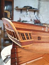 Fregata L'HERMIONE (arsenale) scala 1/48 di Carmelo Tuccitto-20191025_184923.jpeg