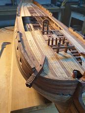 Fregata L'HERMIONE (arsenale) scala 1/48 di Carmelo Tuccitto-20191028_065415.jpeg