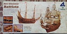 San Giovanni Battista  Dea - Artesania Latina-20210111_174306.jpg