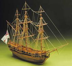 Nuovo Primo Cantiere PRESIDENT della Sergal, Fregata inglese del 1760-hms_president_792.jpg