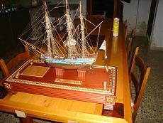 Nuovo Primo Cantiere PRESIDENT della Sergal, Fregata inglese del 1760-1.jpg