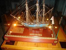 Nuovo Primo Cantiere PRESIDENT della Sergal, Fregata inglese del 1760-2.jpg