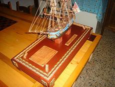 Nuovo Primo Cantiere PRESIDENT della Sergal, Fregata inglese del 1760-3.jpg