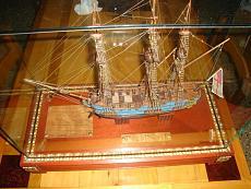 Nuovo Primo Cantiere PRESIDENT della Sergal, Fregata inglese del 1760-4.jpg