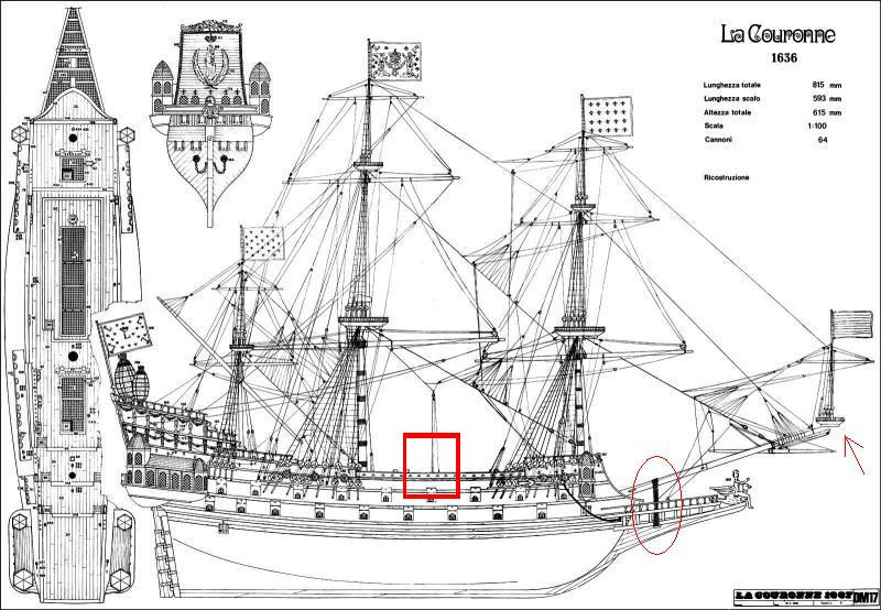 Galeone pirata pagina 26 forum for Produttore di blueprint piano piano