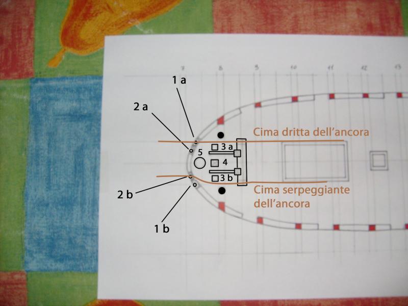 Galeone elisabettiano kit amati con modifiche pagina 4 for Garage con ponte in cima