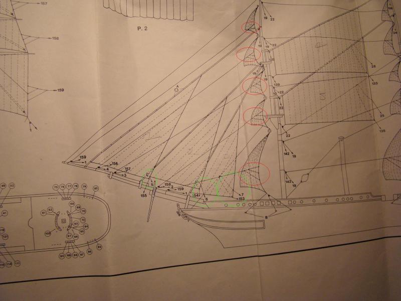 Vele amerigo vespucci forum for Piani di costruzione del modello