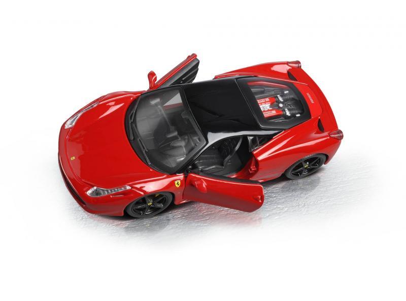 Colleziona le splendide granturismo ferrari centauria for Ferrari cerniere