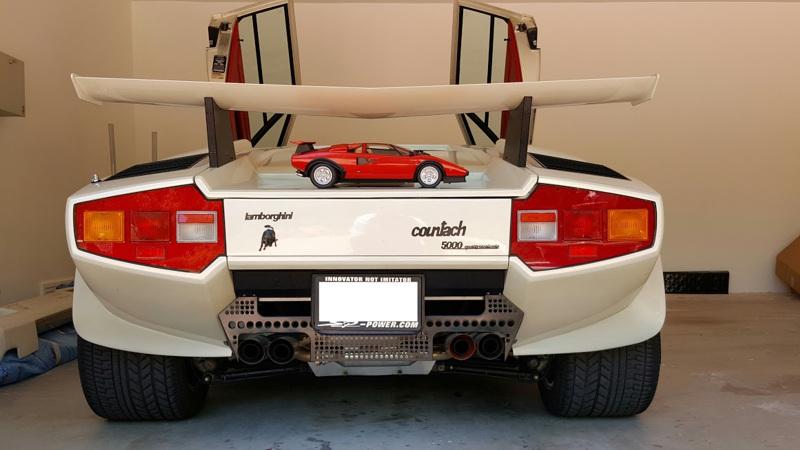 Costruisci La Replica Della Lamborghini Countach Lp 500s
