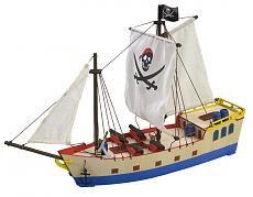 Le collezioni per ragazzi Artesania Latina ora disponibili su ModelSpace DeAgostini-pirate-ship.jpg