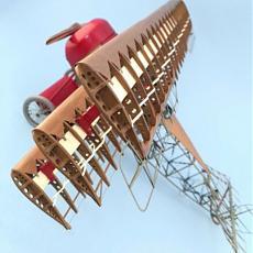 Costruisci il mitico Fokker Dr.I Barone Rosso ModelSpace DeAgostini-9.jpg