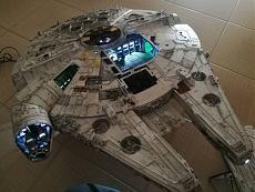 Ammira il Millennium Falcon terminato – ModelSpace-img_20180701_170850.jpeg