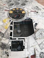Ammira il Millennium Falcon terminato – ModelSpace-img_20180701_162924.jpeg