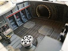 Ammira il Millennium Falcon terminato – ModelSpace-img_20180701_162532.jpeg