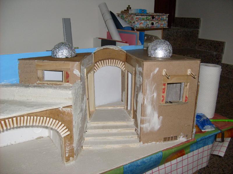 Il presepe un diorama natalizio pagina 3 forum - Casette di cartone da costruire ...