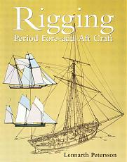 "Lennarth Petersson - ""RIGGING PERIOD....."" * 2-rigging_period_fore-aft_craft.jpg"