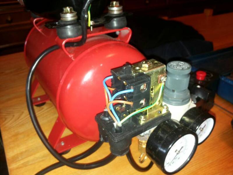 Autocostruzione compressore - Pagina 3 - Forum Modellismo.net