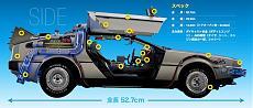 DeLorean (ritorno al futuro) 1/8 Eaglemoss-1.jpg