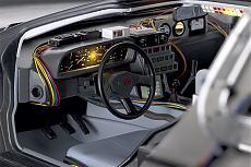 DeLorean (ritorno al futuro) 1/8 Eaglemoss-interiors3.jpg