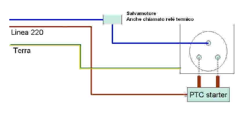 Schema Elettrico Termostato Frigo : Costruzione compressore pagina forum modellismo