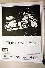 Harley Davidson FLH classic 1/10 Academy-img_2920.jpg