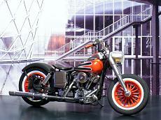 [Moto] Harley-Davidson FLH Electra Glide Custom Bobber - Revell 1/12-img_1897.jpg