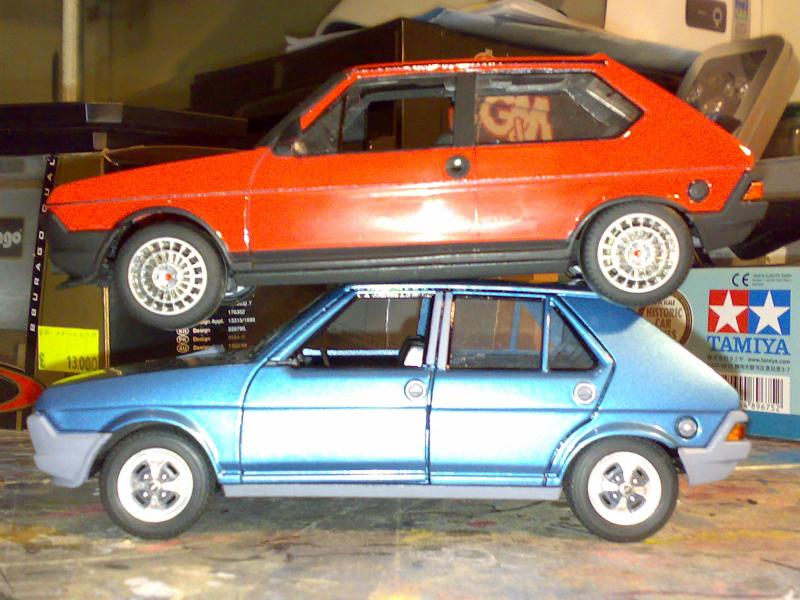 Photographs Fiat Ritmo 1-3 - sa7.1-themes