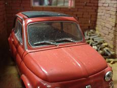 Diorama casolare con Cinquino...mattone su mattone!!!-2012-10-03-19.45.03.jpg