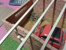 Diorama casolare con Cinquino...mattone su mattone!!!-2012-10-03-19.45.37.jpg