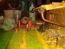 Diorama casolare con Cinquino...mattone su mattone!!!-2012-11-06-16.10.04.jpg
