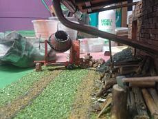 Diorama casolare con Cinquino...mattone su mattone!!!-2012-11-06-16.10.25.jpg