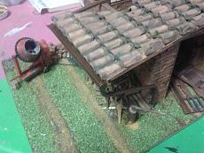 Diorama casolare con Cinquino...mattone su mattone!!!-2012-11-06-16.10.59.jpg
