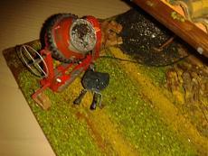 Diorama casolare con Cinquino...mattone su mattone!!!-2012-11-06-18.22.19.jpg