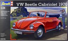 VW Beetle Cabriolet 1970 Maggiolino - Revell 1:24-0.jpg