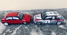 Delta Martini WRC 1991, Delta Test WRC 1991 1/8-img_4163.jpg