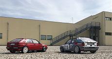 Delta Martini WRC 1991, Delta Test WRC 1991 1/8-img_4338.jpg