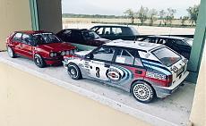 Delta Martini WRC 1991, Delta Test WRC 1991 1/8-img_4333.jpg