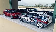 Delta Martini WRC 1991, Delta Test WRC 1991 1/8-img_4334.jpg