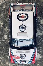 Delta Martini WRC 1991, Delta Test WRC 1991 1/8-img_4167.jpg