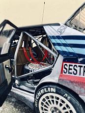 Delta Martini WRC 1991, Delta Test WRC 1991 1/8-img_4193.jpg