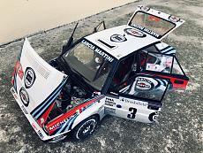 Delta Martini WRC 1991, Delta Test WRC 1991 1/8-img_4205.jpg