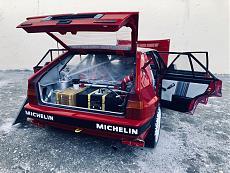Delta Martini WRC 1991, Delta Test WRC 1991 1/8-img_4278.jpg