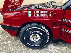 Delta Martini WRC 1991, Delta Test WRC 1991 1/8-img_4288.jpg