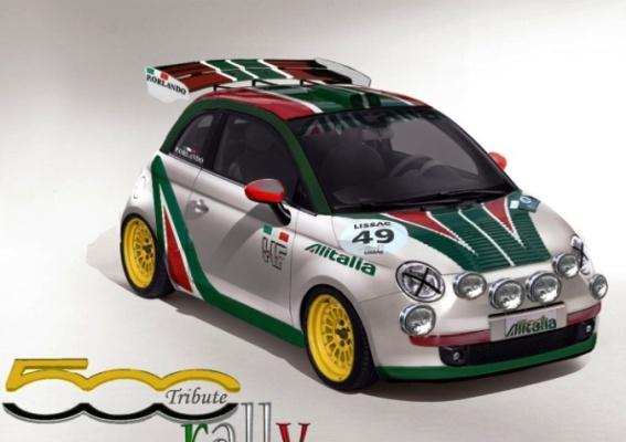 Auto Scala 1 24 Fiat 500 Abarth Rally Tribute Forum