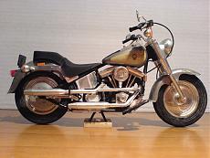 [Moto] Harley-Davidson FLSTF Fat Boy - Imai 1/12-dsc00616.jpg